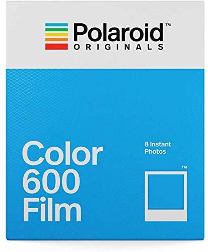 Polaroid Originals - 4670 - Sofortbildfilm Fabre fûr 600 und i-Type Kamera - White Frame