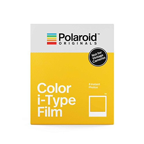 Polaroid Originals - 4668 - Sofortbildfilm Farbe fûr i-Type Kamera