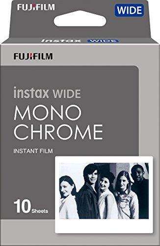 Fujifilm Instax Wide Monochrome Filme (10x1/PK)