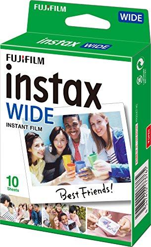 Fujifilm Instax 210 Wide Glossy Kamera (10-Filme)