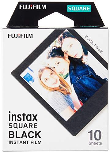 Fujifilm Instax Square Frame WW1 Colorfilm, schwarz